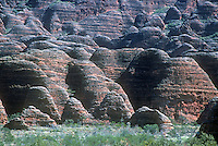 The Bungle-Bungles in North Western Australia's Kimberly region.