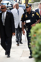 NORRISTOWN, PA - SEPTEMBER 6: Bill Cosby, is lead into courtroom A at the Montgomery County Courthouse before the Bill Cosby pre-trial conference was to start in Norristown Pa on September 6, 2016  photo credit  Star Shooter/MediaPunch