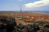 Hawaiian heiau found on the island of Kahoolawe