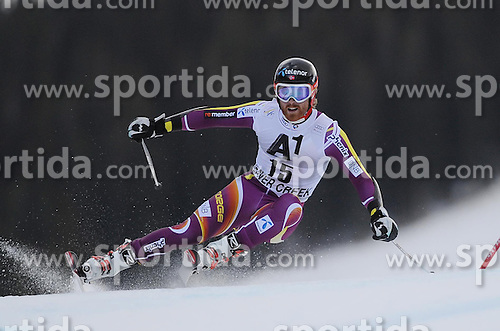 07.12.2014, Birds of Prey Course, Beaver Creek, USA, FIS Weltcup Ski Alpin, Beaver Creek, Herren, Riesenslalom, 1. Lauf, im Bild Leif Kristian Haugen (NOR) // Leif Kristian Haugen of Norway in actionduring the 1st run of men's Giant Slalom of FIS Ski World Cup at the Birds of Prey Course in Beaver Creek, United States on 2014/12/07. EXPA Pictures © 2014, PhotoCredit: EXPA/ Erich Spiess