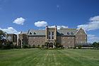July 21, 2014; Jordan Hall of Science.  (Photo by Barbara Johnston/University of Notre Dame