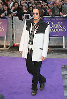 London - European Premiere of 'Dark Shadows' at the Empire, Leicester Square, London - May 9th 2012..Photo by Keith Mayhew.
