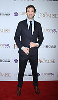 NEW YORK, NY April .18, 2017 Michael Xavier attend Survival Pictures and Open Road in partnership with Ambassador Zohrab Mnatsakanyan, Permanent Representative of Armenia to the United Nations host a special screening of The Promise  at the Paris Theatre in New York April 19,  2017. <br /> CAP/MPI/RW<br /> &copy;RW/MPI/Capital Pictures