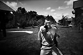 Wlosciejewki 25.07.2009 Poland<br /> Training of the service elite bodyguards by European Security Academy ( its founder is living legend Andrzej Bryl ) and Israeli security forces Shin Bet in E.S.A seat in Wlosciejewki ( Poland ). This is the first course for international elite bodyguards, who will protect VIP's and promoters on the FIFA World Cup in RPA 2010 and UEFA European Cup in Poland and Ukraine 2012.<br /> Photo: Adam Lach / Napo Images<br /> <br /> Szkolenie elitarnych sluzb ochroniarzy przez European Security Academy ( jej zalozycielem jest zyjaca legenda dr. Andrzej Bryl ) i izraelskie sluzby bezpieczenstwa Shin Bet. To pierwsze szkolenia dla miedzynarodowych elitarnych ochroniarz, ktorzy beda zabezpieczac VIP'ow i organizatorow podczas Mistrzostw Swiata w pilce noznej RPA 2010 i w trakcie Mistrzostw Europy w Polsce i na Ukrainie w 2012.<br /> Fot: Adam Lach / Napo Images