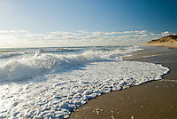 Massachusetts, Cape Cod National Seashore, Eastham, Nauset Beach