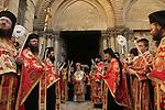 Easter, Greek Orthodox Maundy Thursday ceremony