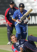 Ravi Bopara hits the winning runs for Essex to defeat Middlesex - Essex Eagles vs Middlesex Crusaders - Friends Provident Trophy at Ford County Ground, Chelmsford - 20/05/07 - MANDATORY CREDIT:  Gavin Ellis / TGSPHOTO - IMAGES USED WILL BE INVOICED AT STANDARD RATES
