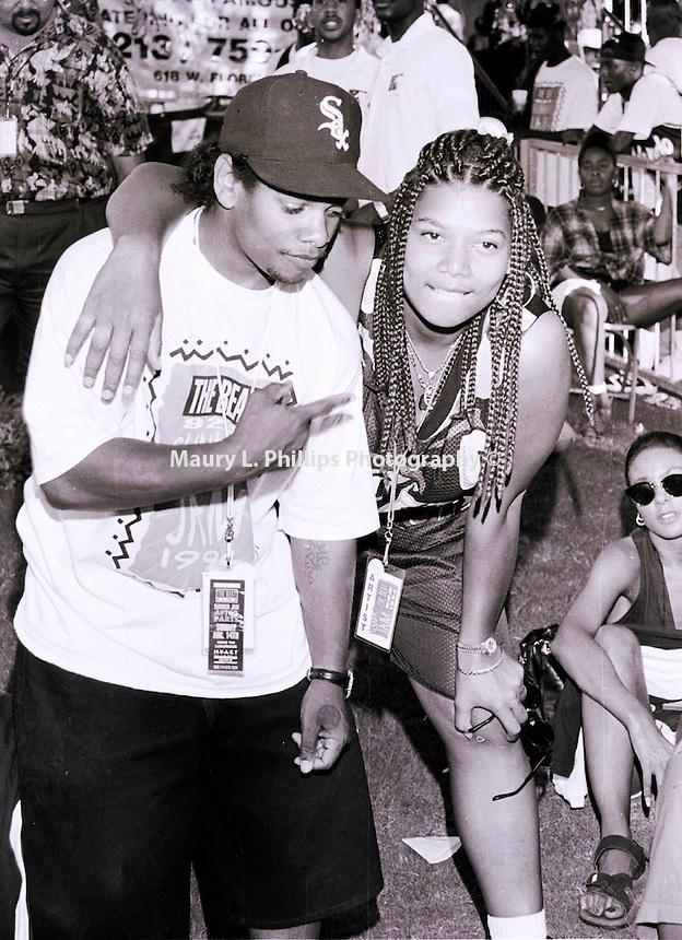92.3 The Beat Summer Jam - 1994 | Maury L. Phillips ...