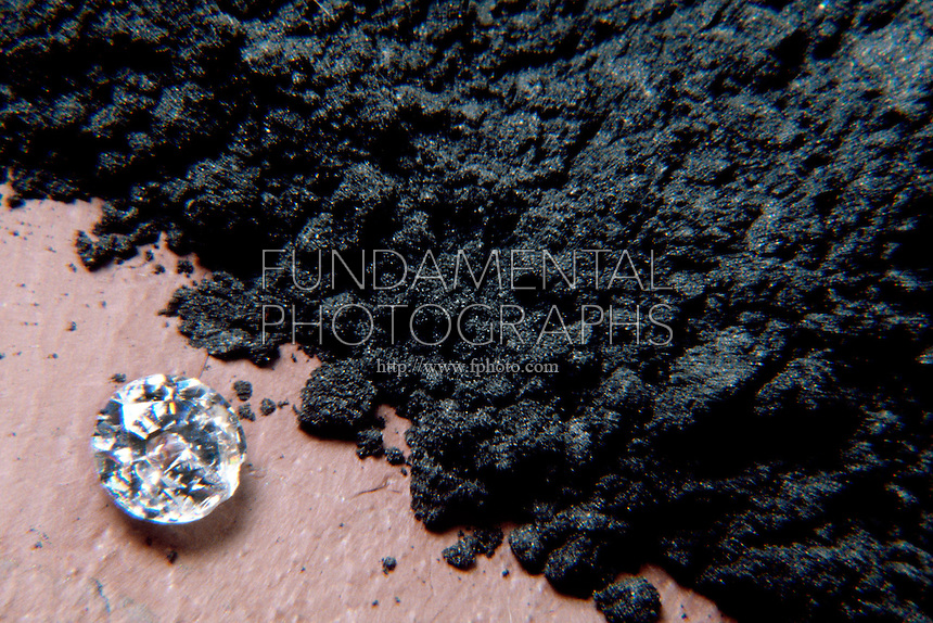 GRAPHITE & DIAMOND: CARBON ALLOTROPES