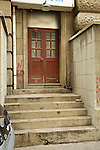 Side Entrance Into The Lane Immediately Behind The Custom House.  Main Office Building On The Bund, Hankou (Hankow).