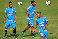 Entreno Seleccion Colombia Futbol Sub-23, 24-03-2016