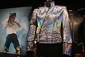 May 12, 2010 - Tokyo, Japan - King of Pop's 'Dangerous Tour Jacket is on display at the 'Michael Jackson - The official Lifetime Collection' exhibition, in a hall at the foot of Tokyo Tower, Tokyo, Japan, on May 12, 2010. More than 280 items of Michael Jackson memorabilia including crystal-studded gloves and favorite 1967 Rolls Royce are on display until July 4.(c) MICHAEL JACKSON ESTATE.