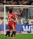 Fussball Bundesliga 2010/11, 19. Spieltag: FC Bayern Muenchen - 1. FC Kaiserslautern