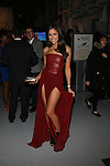 Miss Universe Olivia Culo Attends Jeffrey Fashion Cares 10th Anniversary New York Fundrasier Hosted by Emmy Rossum Held at the Intrepid, NY 4/2/13