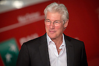 OCT 19 Richard Gere attends the 'Time Out of Mind' Red Carpet during the 9th Rome Film Festival