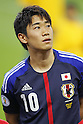 Shinji Kagawa (JPN), June 8, 2012 - Football / Soccer : FIFA World Cup Brazil 2014 Asian Qualifier Final Round, Group B match between Japan 6-0 Jordan at Saitama Stadium 2002, Saitama, Japan. (Photo by Yusuke Nakanishi/AFLO SPORT) [1090]