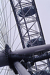 "London Eye ""Gondolas"", Spokes & Hub"