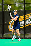 1 May 2010: University of New Hampshire Wildcat attacker Deb Dale, a Junior from East Northport, NY, in action against the University of Vermont Catamounts at Moulton Winder Field in Burlington, Vermont. The visiting Wildcats defeated the Lady Catamounts 18-10 in the last game of the 2010 regular season. Mandatory Photo Credit: Ed Wolfstein Photo