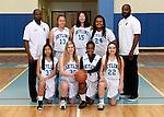 1-11-17, Skyline High School girl's junior varsity basketball team
