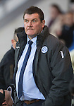 St Johnstone v Ross County....29.11.14   Scottish Cup 4th Round<br /> Saints boss Tommy Wright looks on<br /> Picture by Graeme Hart.<br /> Copyright Perthshire Picture Agency<br /> Tel: 01738 623350  Mobile: 07990 594431