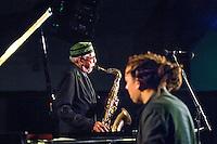 Charles Lloyd/Gerald Clayton Duo - 2014 Monterey Jazz Festival