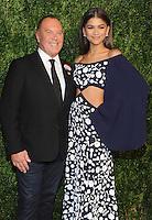 NEW YORK, NY - NOVEMBER 07: Michael Kors and Zendaya attends 13th Annual CFDA/Vogue Fashion Fund Awards at Spring Studios on November 7, 2016 in New York City. Photo by John Palmer/ MediaPunch