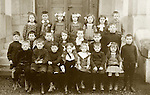 vintage school group photo