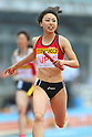 Kana Ichikawa (JPN), .MAY 6, 2012 - Athletics : .SEIKO Golden Grand Prix in Kawasaki, Women's 4100m Relay .at Kawasaki Todoroki Stadium, Kanagawa, Japan. .(Photo by Daiju Kitamura/AFLO SPORT) [1045]
