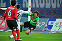 Seigo Narazaki (Grampus), MARCH 10, 2012 - Football /Soccer : 2012 J.LEAGUE Division 1 ,1st sec match between Nagoya Grampus 1-0 Shimizu S-Pulse at Toyota Stadium, Aichi, Japan. (Photo by Jun Tsukida/AFLO SPORT) [0003]