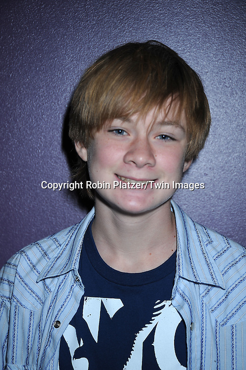 Austin Williams attending the 7th Annual Daytime Stars and Strikes Bowling Event on October 10, - 8779-Austin-Williams