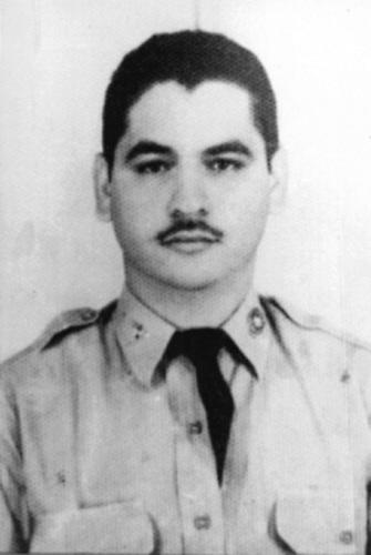 Coronel Rafael Fernández Domínguez.