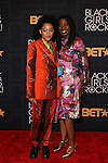 HONOREE  AMANDLA STENBERG and MOTHER ATTEND THE 2016 BLACK GIRLS ROCK! Hosted by TRACEE ELLIS ROSS  Honors RIHANNA (ROCK STAR AWARD), SHONDA RHIMES (SHOT CALLER), GLADYS KNIGHT LIVING LEGEND AWARD), DANAI GURIRA (STAR POWER), AMANDLA STENBERG YOUNG, GIFTED & BLACK AWARD), AND BLACK LIVES MATTER FOUNDERS PATRISSE CULLORS, OPALL TOMETI AND ALICIA GARZA (CHANGE AGENT AWARD) HELD AT NJPAC