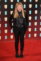 Andrea Arnold at the 2017 EE British Academy Film Awards (BAFTA) held at The Royal Albert Hall, London, UK. <br /> 12 February  2017<br /> Picture: Steve Vas/Featureflash/SilverHub 0208 004 5359 sales@silverhubmedia.com