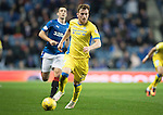 Rangers v St Johnstone&hellip;26.10.16..  Ibrox   SPFL<br />Liam Craig <br />Picture by Graeme Hart.<br />Copyright Perthshire Picture Agency<br />Tel: 01738 623350  Mobile: 07990 594431