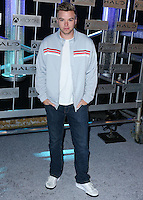HOLLYWOOD, LOS ANGELES, CA, USA - NOVEMBER 10: Brett Davern arrives at the HaloFest - Halo: The Master Chief Collection Launch Event held at Avalon on November 10, 2014 in Hollywood, Los Angeles, California, United States. (Photo by Xavier Collin/Celebrity Monitor)