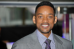 Star of the show: Will Smith, who plays the lead role in the film Men in Black 3 arrived beaming and waved happily to fans in London's Leicester Square..© Antony Jones