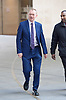 Tim Farron MP <br /> Leader of the Liberal Democrats <br /> arriving for the <br /> Andrew Marr show, BBC Broadcasting House, London, Great Britain <br /> 30th April 2017 <br /> <br /> Tim Farron MP <br /> Leader of the Liberal Democrats <br /> <br /> <br /> Photograph by Elliott Franks <br /> Image licensed to Elliott Franks Photography Services