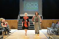 Stansborough by Cheryl Eldridge, New Zealand Eco Fashion Exposed Buyers &amp; Media Showcase at Notre Dame Performing Arts Centre, Lower Hutt, New Zealand on Thursday 24 July 2014. <br /> Photo by Masanori Udagawa. <br /> www.photowellington.photoshelter.com.