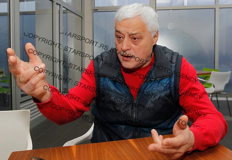 Kosarka <br /> KK Dynamic<br /> Miroslav Muta Nikolic<br /> Beograd, 25.12.2015.<br /> foto: Srdjan Stevanovic/Starsportphoto&copy;