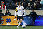 13 December 2013: Maryland's Mikey Ambrose. The University of Maryland Terripans played the University of Virginia Cavaliers at PPL Park in Chester, Pennsylvania in a 2013 NCAA Division I Men's College Cup semifinal match. Maryland won the game 2-1.