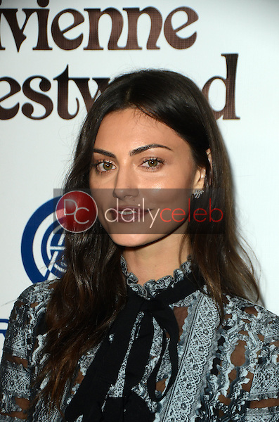 Phoebe Tonkin<br />