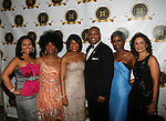 Jesse Elliott, Sharon Madison, Vivian Pickard, Fitzgerald Miller, Gayle Hill, Gisele Washington Attend the One Hundred Black Men, Inc. 33rd Annual Benefit Gala Honoring The Hon. David N. Dinkins, Former New York City Mayor and One Hundred Black Men Founder, The Hon. H. Carl McCall, Former New York State Comptroller and Chairman, Board of Trustees, SUNY, Kevin Newell, Executive Vice President and Global Chief Brand Officer, McDonald's Corporation Vivian Pickard, President of GM Foundation, General Motors Corporation, James Reynolds, Jr., Chairman & CEO, Loop Capital Markets Held at New York Marriott Marquis, NY 2/21/13