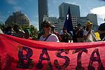 foto de Thiago Ripper . Cúpula dos Povos . Marcha das Mulheres