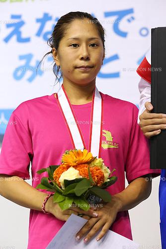 Mai Nakagawa (JPN), SEPTEMBER 22, 2013 - Diving : All Japan Diving Championship 2013 Women's 10m Platform Final at Tatsumi International Swimming Pool, Tokyo, Japan.(Photo by AFLO SPORT) [1156]