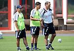 Fussball 1.FC Bayern Muenchen, Trainer Juergen Klinsmann