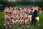Sydney Roosters v Wigan Warriors - 22 Feb 2014
