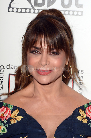 BEVERLY HILLS, CA - APRIL 24: Paula Abdul at the Professional Dancer Society's Annual Gypsy Awards Luncheon at The Beverly Hilton Hotel on April 24, 2016 in Beverly Hills, California. Credit: David Edwards/MediaPunch