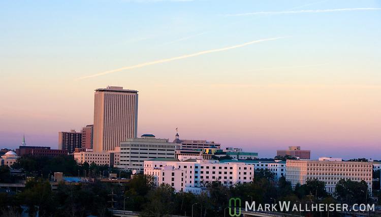 The Florida Capitol complex in Tallahassee, Florida.    (Mark Wallheiser/TallahasseeStock.com)
