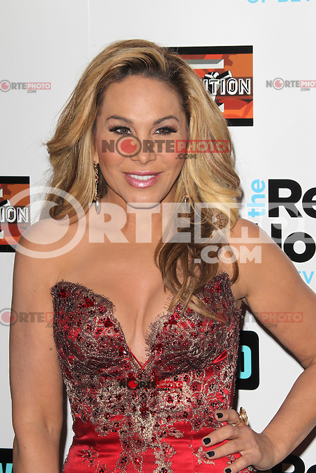 HOLLYWOOD, CA - OCTOBER 21: Adrienne Maloof at The Real Housewives Of Beverly Hills Season 3 premiere party at Hollywood Roosevelt Hotel on October 21, 2012 in Hollywood, California. &copy; mpi21/MediaPunch Inc. /NortePhoto .<br />