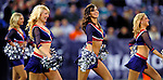 7 December 2008: Members of the Buffalo Jills entertain the crowd during a game against the Miami Dolphins in the first regular season NFL game ever to be played in Canada. The Dolphins defeated the Bills 16-3 at the Rogers Centre in Toronto, Ontario. ..Mandatory Photo Credit: Ed Wolfstein Photo